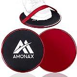 Amonax Core Sliders (Rojo)