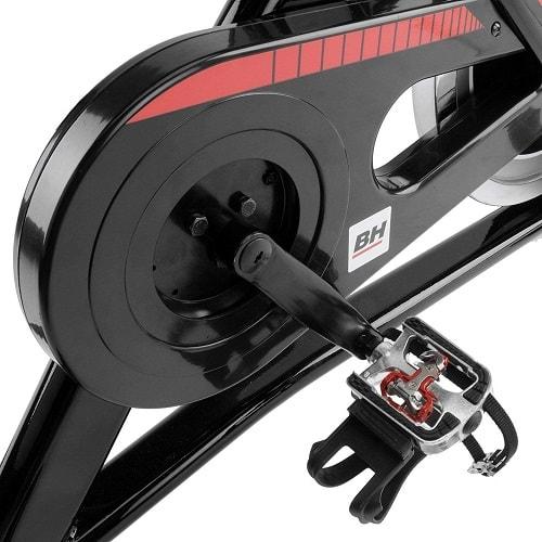 BH Sb2.6 - Bicicleta Indoor Fitness