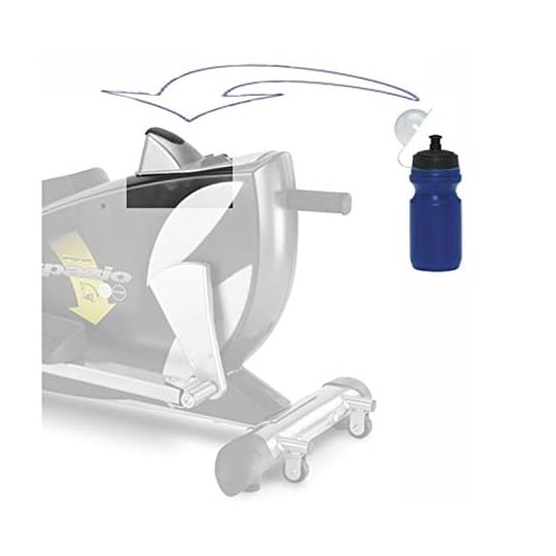 BH Fitness SPAZIO PROGRAM 10002361 bicicleta eliptica