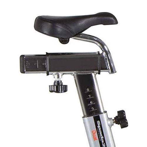 BH Spada 2 - Bicicleta de spinning I.spada II Dual