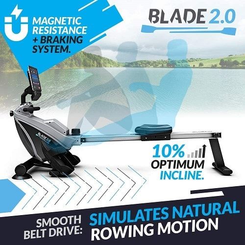 Bluefin Fitness blade 2.0