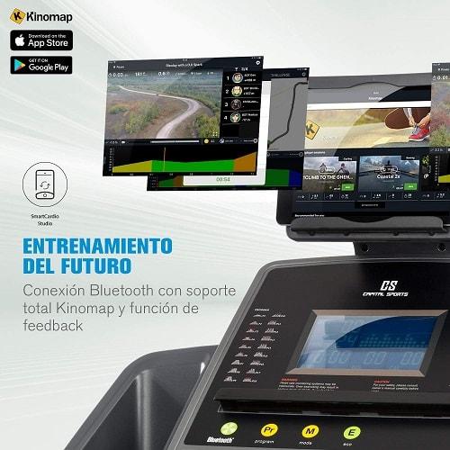 Capital Sports Infinity Pro 4.0 - 7Hp 21Km/h 2
