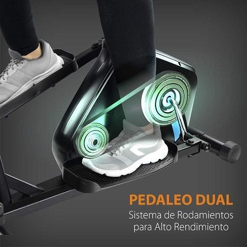Gridinlux Bicicleta Elíptica Multifuncional
