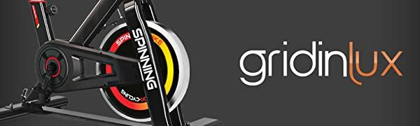 Gridinlux Spinning profesional Alto Rendimiento