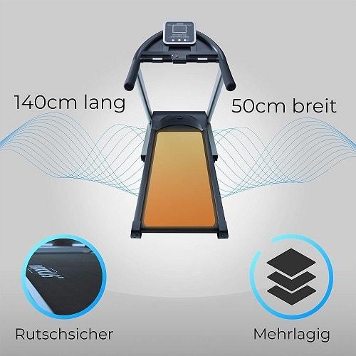 Maxxus Laufband 7.3 - 6,25HP 18 Kmh