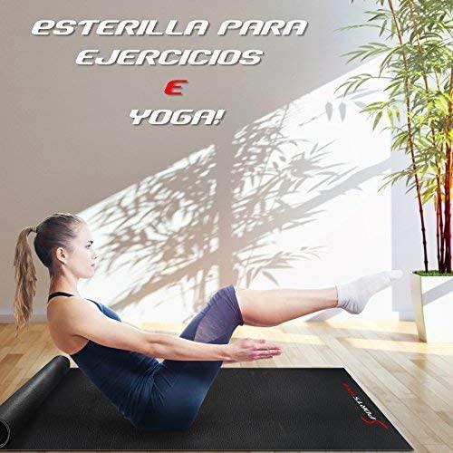 Sportstech Alfombra Fitness - 4-6mm