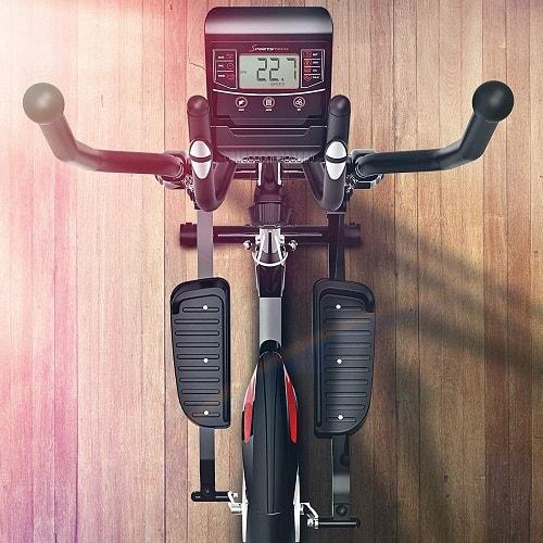 Sportstech CX608 Crosstrainer - Bicicleta elíptica