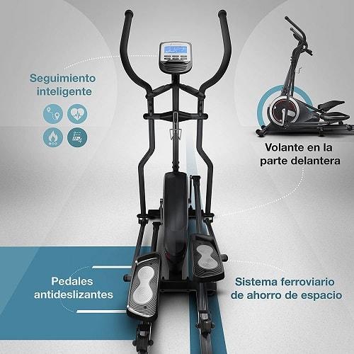 Sportstech CX640 Bicicleta elíptica