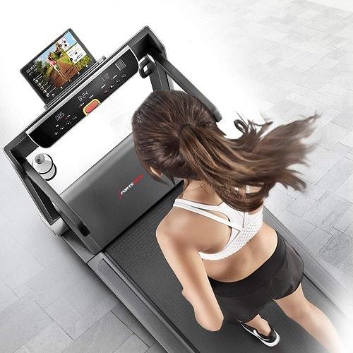 Sportstech FX300 - Cinta de Correr Ultra Fina - 16 kmh
