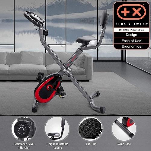 Ultrasport F-Bike 300B y APP