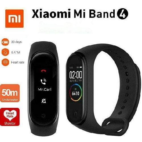 Xiaomi Band 4 Pulsera de Fitness Inteligente
