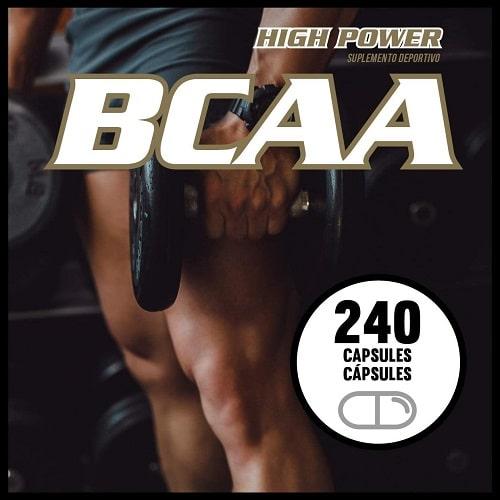 BCAA con Vitaminas B2 B6